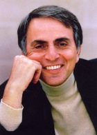 A respected astronomer and dogged critic of , Carl Sagan is best known for his enthusiastic efforts at popularizing science.