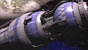 The Babylon 5 Station