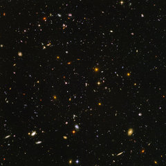 The  often showcase galaxies from an ancient era that tell us what the early Stelliferous Age was like.