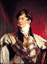 George IV King of the United Kingdom and of Hanover