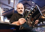 DJ John Peel. (BBC Photo)