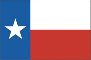 Flag of Texas. Image provided by Classroom Clip Art (http://classroomclipart.com)